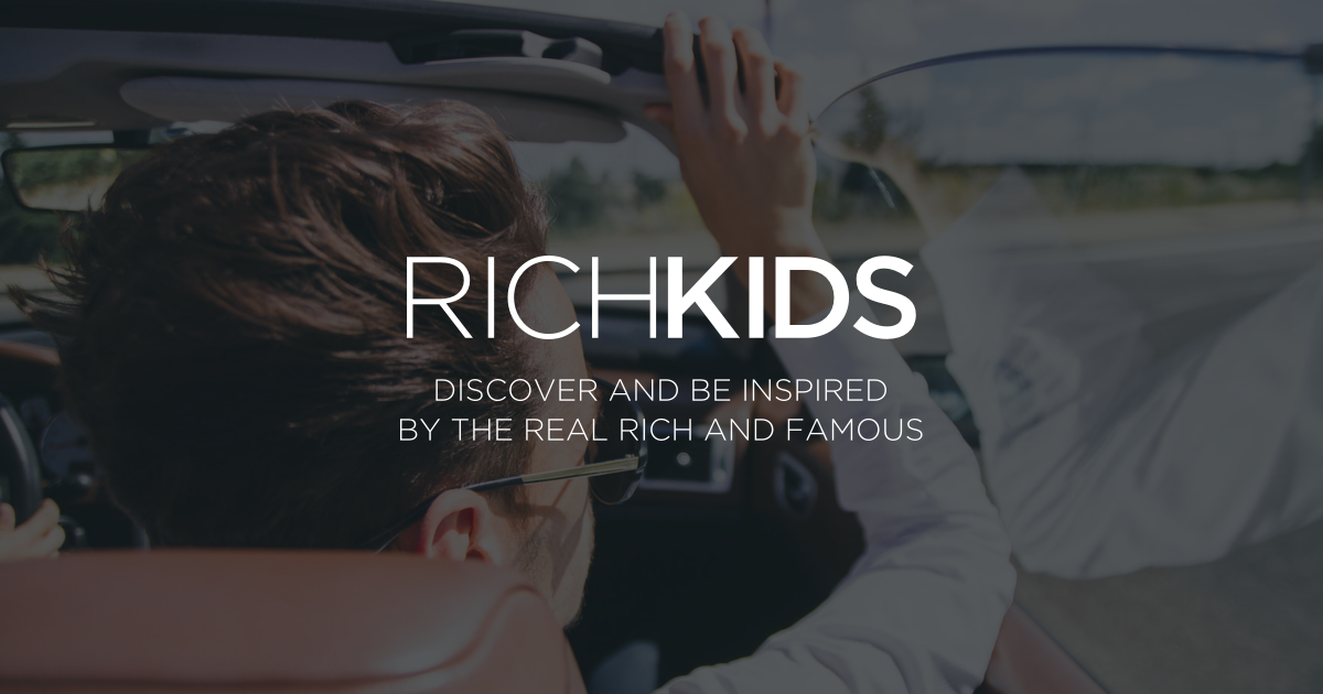 Rich Kids - the world's most exclusive social network